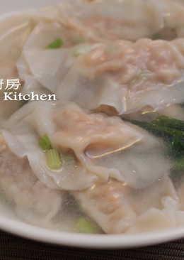 【泡菜芹菜蝦粒豬肉餸】
