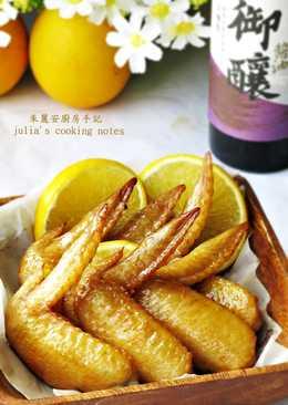 【御釀燒烤滋味】橙蜜烤雞翅