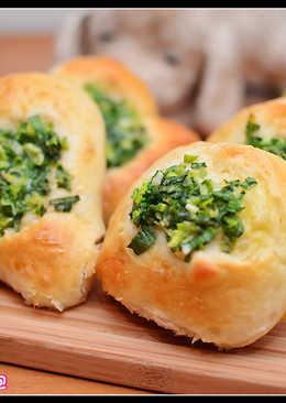 烘焙 - 蔥花麵包