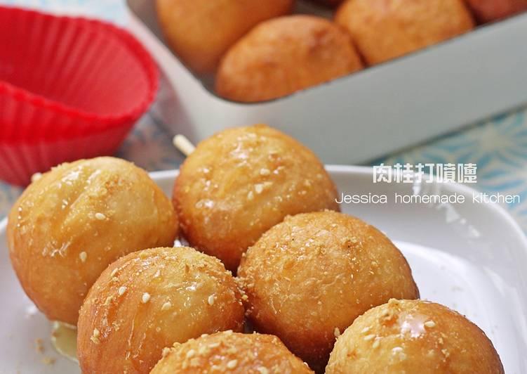 糖葫蘆麵包丸子