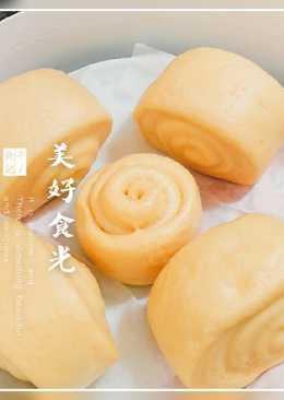 黑糖小饅頭,中式早餐在家輕鬆做!(麵包機版本)