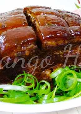 腐乳燒肉∼電鍋料理