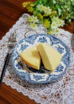 《影音食譜》香草海綿蛋糕