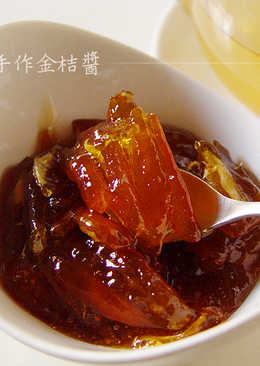 【厚生廚房】手作金桔醬