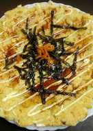 素食豆渣大板燒(蛋素)