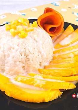 泰式芒果糯米飯(電鍋)