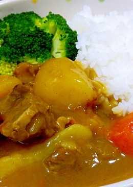 #超簡單#日式咖喱燉牛肉