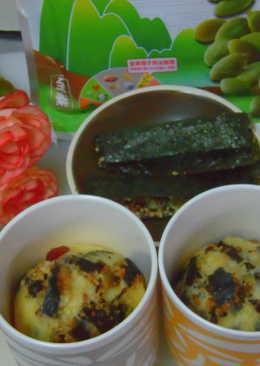 【元本山幸福廚房】海苔杯子蛋糕