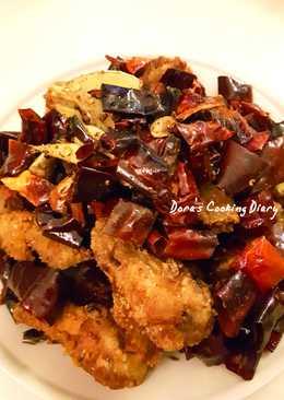 椒麻香雞翅