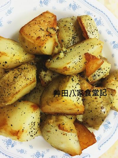 蒜味奶香馬鈴薯
