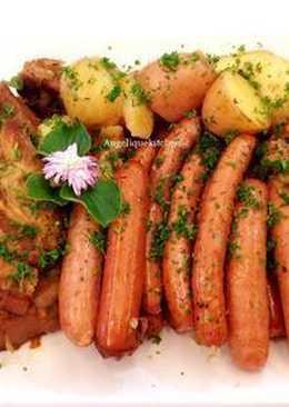 法式酸菜豬肉香腸鍋Choucroute
