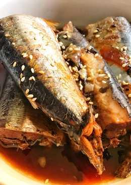 秋刀魚佃煮