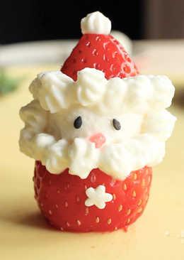 草莓聖誕老人|Strawberry Santas