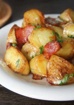 培根馬鈴薯溫沙拉