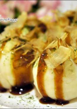 章魚燒風味薯泥