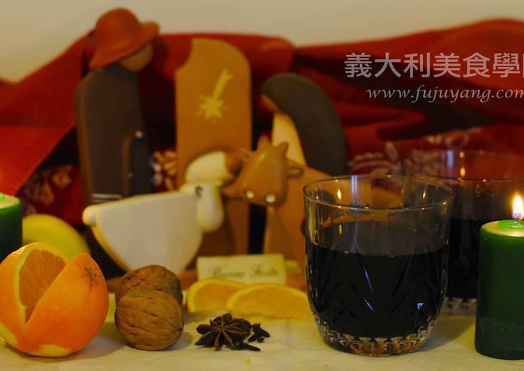【義大利美食學院】聖誕香料紅酒