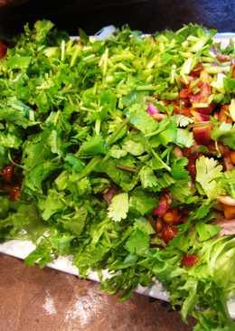 泰式風味牛肉沙拉