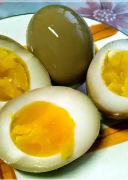 黃金糖心蛋♥