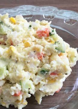 丁丁馬鈴薯沙拉