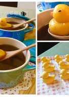 黃色小鴨湯圓