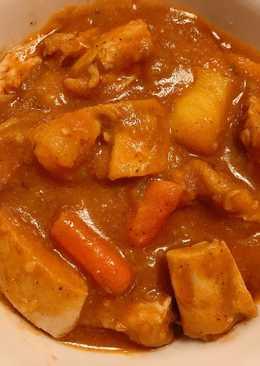 印度咖哩-馬薩拉雞