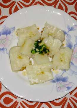 超簡易年菜 [蘿蔔糕]
