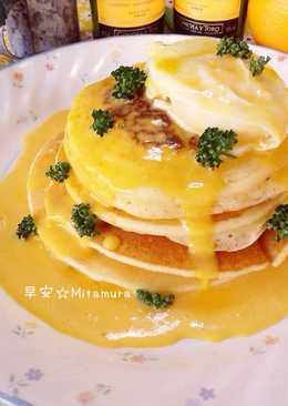 水波蛋鬆餅