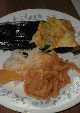 【元本山幸福廚房】韓國海苔拌飯
