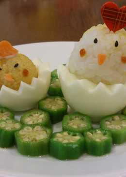 桂冠歡樂親子料理_可愛小雞