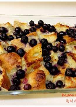 焗烤法式藍莓吐司 ~附『實作影片』~