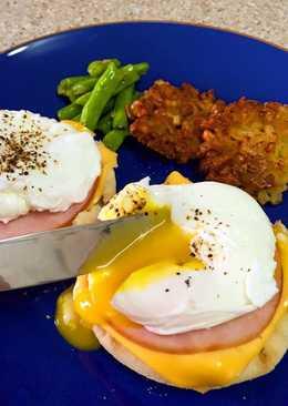 水波蛋 (Benedict egg)