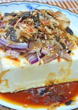 日式絹豆腐
