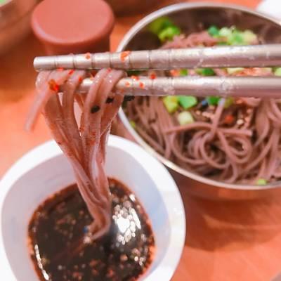 日式涼麵 (電鍋料理)