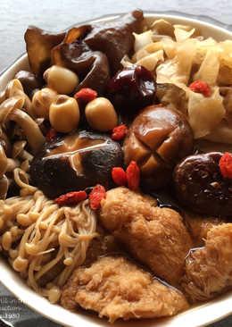 〔素食料理〕蔬食系列~『佛跳牆』