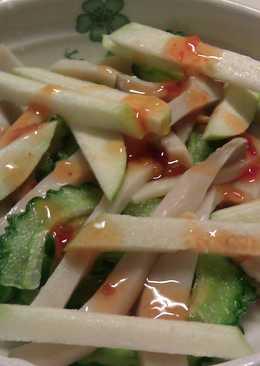 泰式山苦瓜涼拌沙拉