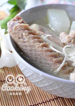鴨肉燉冬瓜湯【我與大同美味燉湯】