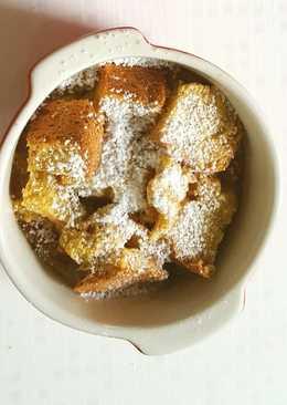 肉桂麵包布丁