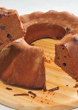 糖蜜可可咕咕洛夫蛋糕