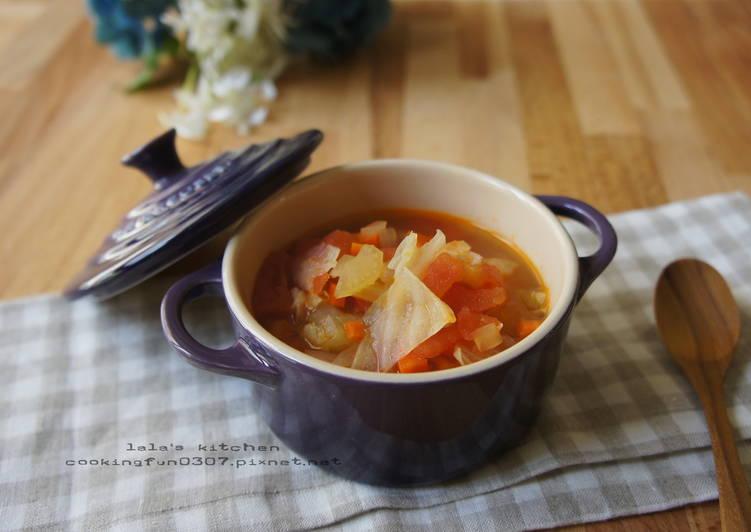 番茄蔬菜湯