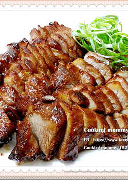 港式蜜汁叉燒肉