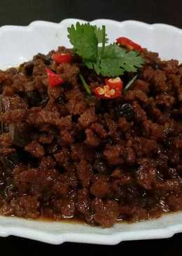 滷瓜子肉(素食)