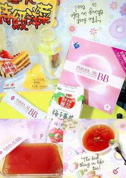 普力活bb梅子凍蕃茄(會員潘信菊小姐 提供)