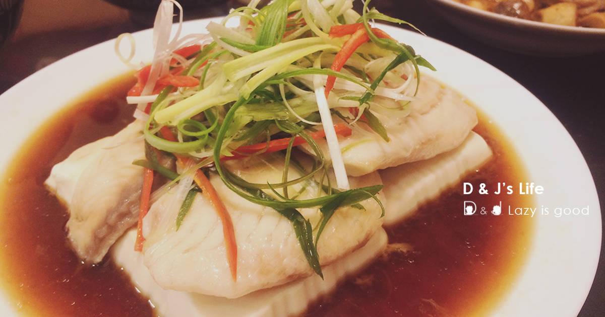 清蒸豆腐鯛魚食譜 by D & J