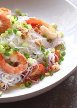 泰式涼拌冬粉沙拉