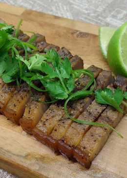 檸香鹹豬肉 ♥ 變變鹹豬肉 1