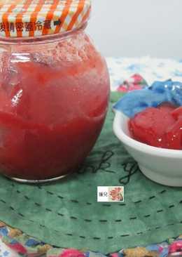 草莓洛神花果醬
