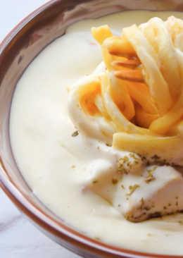 日式奶油咖喱烏冬(影音食譜)