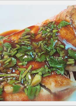 簡易糖醋魚(赤鯮)