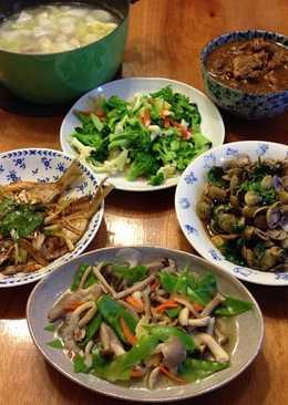 102-12-11晚餐在家煮