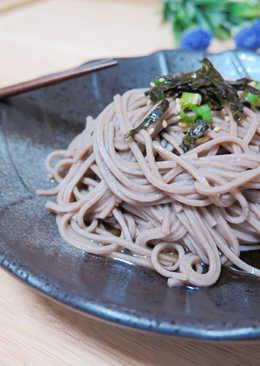 日式蕎麥冷麵